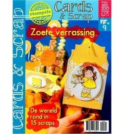 Cards & Scrap nr. 9 Augustus / September 2013