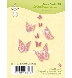 Doodle Stamp 55.1567 Small Butterflies