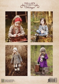 Vintage Fall Girls NEVI065