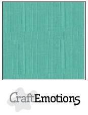 CraftEmotions Linnenkarton 27 x 13,5 cm Saliegroen Pastel 001235/1055