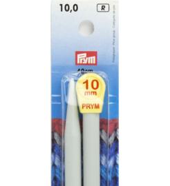Prym Breinaalden - Kunststof lengte 40 cm.  - 10 mm