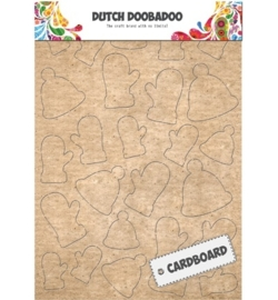 Dutch Doobadoo Cardboard Art Hats and Gloves 472.309.009