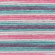 Rico Baby Cotton Soft Print dk 383040.020 Rosa - Tuerkis
