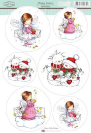 The Hobby House Stansvel - HHSN001 - Winter Wishes