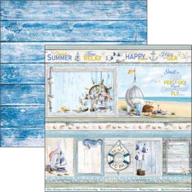 Ciao Bella - Cards - 30,5 X 30,5 CM - CBSS111