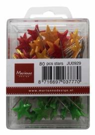 Marianne Design Pins Stars JU0929