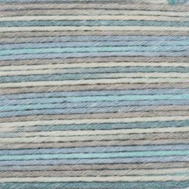 Rico Baby Cotton Soft Print dk 383040.019 Grau - Tuerkis