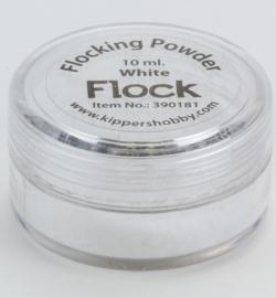 Flocking Powder White 390181