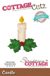 CottageCutz Candle CCP-049
