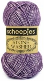 Scheepjeswol Stone Washed 811 Deep Amesthyst