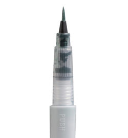 Zig Wink of Stella Brush - Dark Green  MS-55/042