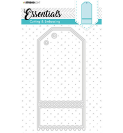 Studio Light - Embossing Die Cut Stencil Essentials nr.252