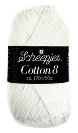 Scheepjeswol Cotton 8 - 502