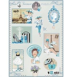 Marianne Design Twinset Pearls EWK1225