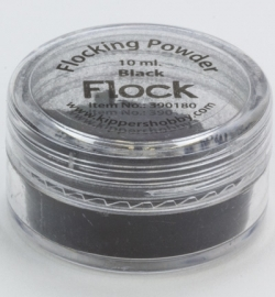 Flocking Powder Black 390180