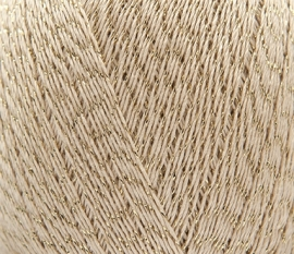Rico Essentials Crochet Glitz Beige 002