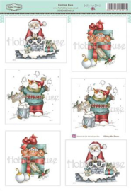 The Hobby House Stansvel - HHDMD013 - Festive Fun