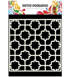 Dutch Doobadoo Mask Art 15 x 15 cm - Tile - 470.715.601