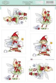 The Hobby House Stansvel - HHSN002 - Christmas Magic