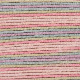 Rico Baby Cotton Soft Print dk 383040.017 Petrol Rosa