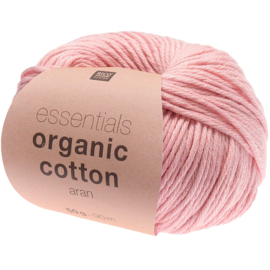 Rico Essentials Organic Cotton 100% Bio - 383311.006 - Pink