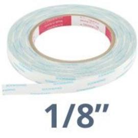 Scor-Tape - ongeveer 0,32 cm. breed / 24,5 meter