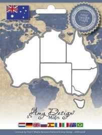 Amy Design Country Die Australia ADD10008