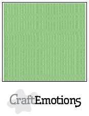 CraftEmotions Linnenkarton A4 Formaat 10 vel - Pistache