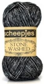 Scheepjeswol Stone Washed 803 Black Onyx
