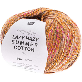 Rico Creative Lazy Hazy Summer Cotton dk  -  Senf  - 383285.003