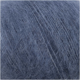 Rico Essentials Super Kid Mohair Silk 383198.041  Rauchblau