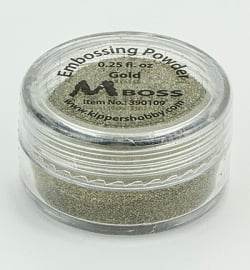Embossing Powder Gold 390109