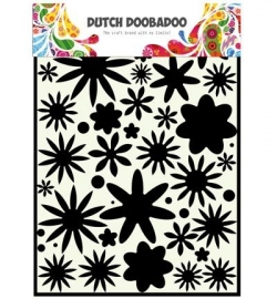 Dutch Doobadoo Mask Art A4