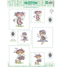 Marianne Design Snoesjes 3DHM0053