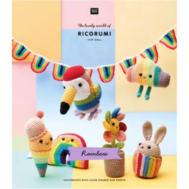 The Lovely World of Ricorumi - Rainbow - Duits + Nederlands
