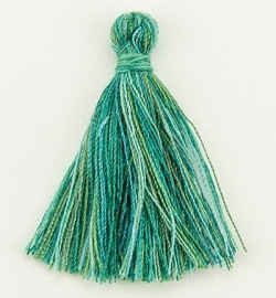 Tassel Green Shades 12317-1704