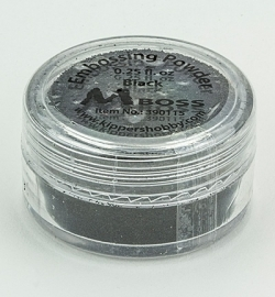 Embossing Powder Black 390115