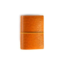 Elizabeth Craft Designs - Notebook Traveler Formaat - Oker TN04