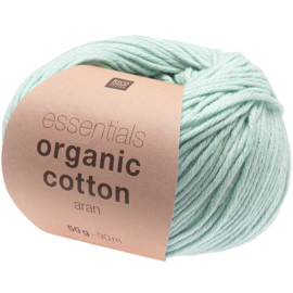 Rico Essentials Organic Cotton 100% Bio - 383311.011 - Mint