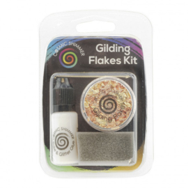 Cosmic Shimmer - Gilding Flakes Kit - Warm sunrise