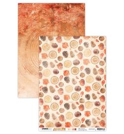 SL BG Paper Wonderful Autumn nr 329