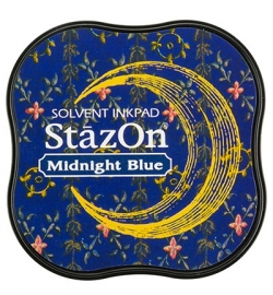 StazOn Midi Midnight Blue - 62