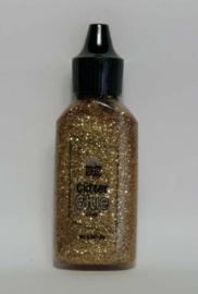 Glitterlijm Goud 20 ml