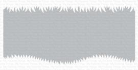 My Favorite Things Slimline Grassy Edges Stencil (ST-151)