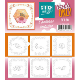 Stitch and Do - Cards Only Stitch  - 58