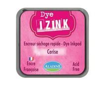 Aladine Inkpad Izink Dye Fuchsia Cerise (19257)
