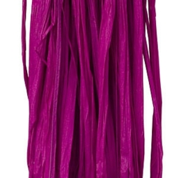 Natuur Raffia 25 gram Magenta kleur nr 15