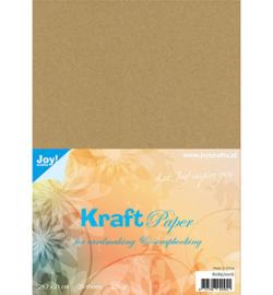 Kraft Papier A4 / 29,7 x 21 cm  220 gram