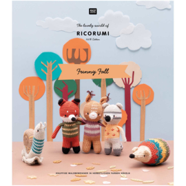 The Lovely World of Ricorumi - Funny Fall - Duits + Nederlands