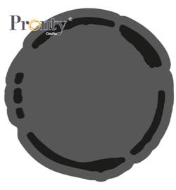 Pronty - Foam Stamps Coffee Stain